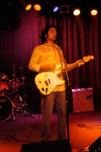 Alex Levine performing