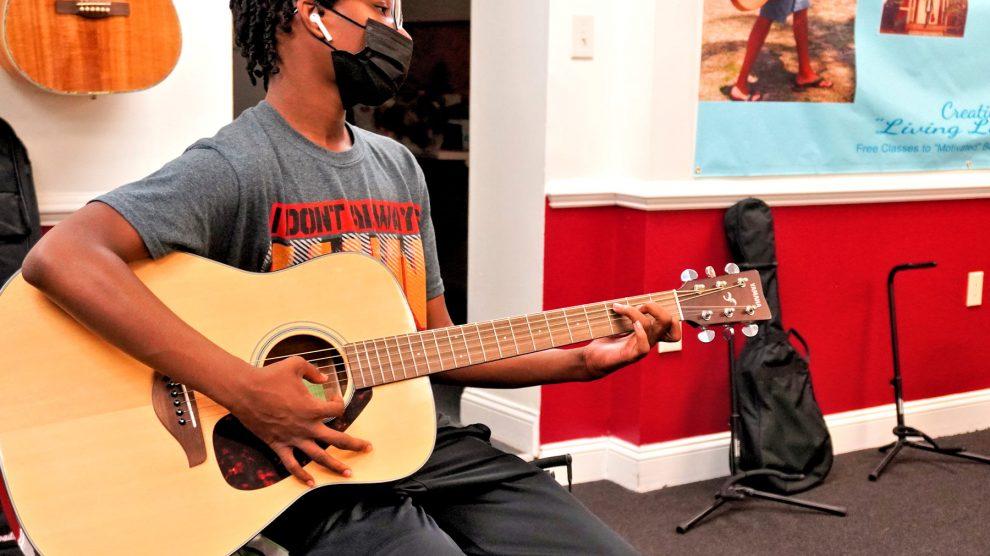 C Chord - Guitar Lesson